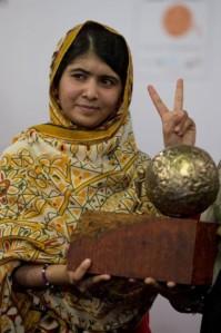 Malala peace